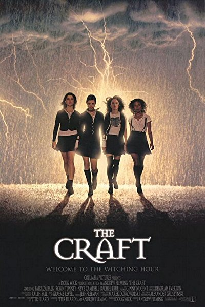 The Craft 1996 BluRay REMUX 1080p AVC DTS-HD MA 5.1-FraMeSToR