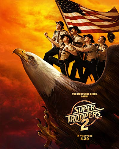 Super Troopers 2 2018 BluRay REMUX 1080p AVC DTS-HD MA 5.1-SiCaRio