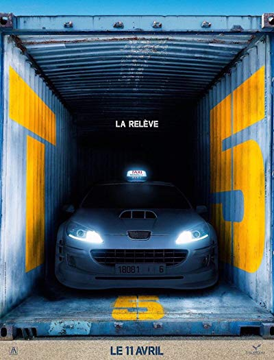 Taxi 5 2018 FRENCH 1080p BluRay DTS x264-UTT