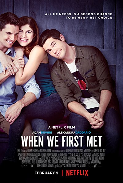 When We First Met 2018 1080p NF WEB-DL DD5.1 H264-SiGMA