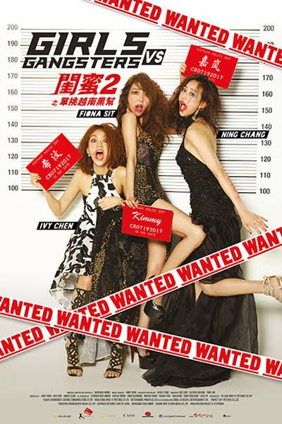 Girls vs Gangsters 2018 720p BluRay DD5.1 x264-REGRET
