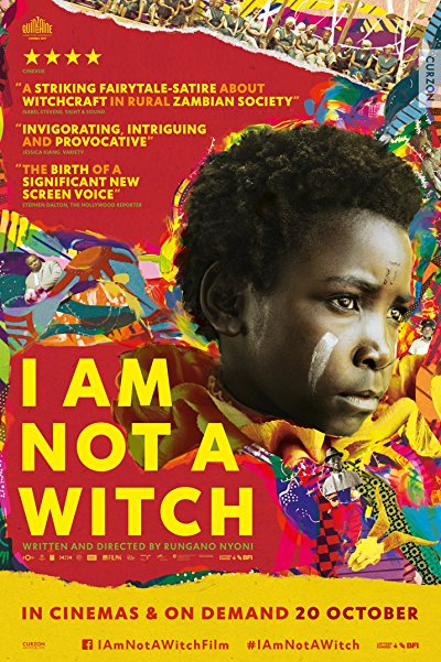I Am Not a Witch 2017 BluRay REMUX 1080p AVC DTS-HD MA 5.1-SiCaRio