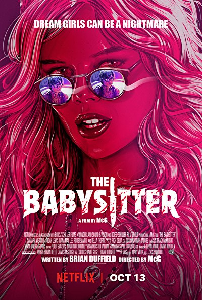 The Babysitter 2017 1080p NF WEB-DL DD5.1 x264-NTb
