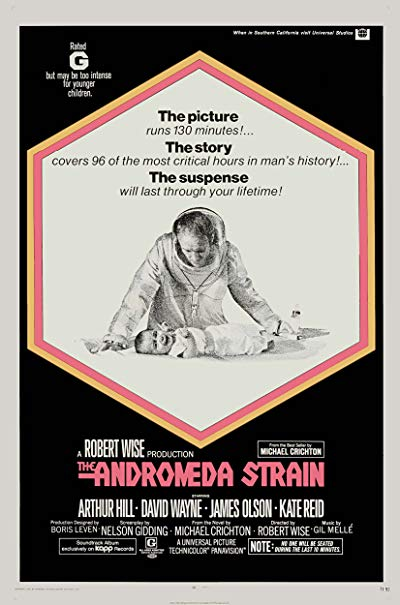 The Andromeda Strain 1971 REMASTERED 720p BluRay FLAC x264-AMIABLE