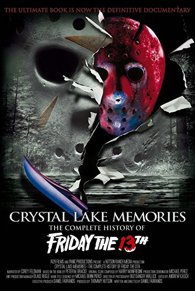 Crystal Lake Memories The Complete History Of Friday The 13th 2013 Part 1 BluRay REMUX 1080p AVC DTS-HD MA 5.1-EPSiLON