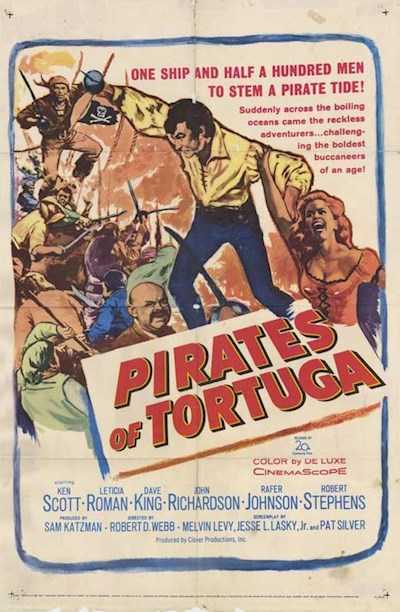 Pirates Of Tortuga 1961 1080p BluRay DTS x264-GUACAMOLE