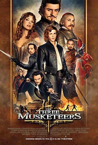 The Three Musketeers 2011 3D MULTi 1080p BluRay DTS x264-THREESOME