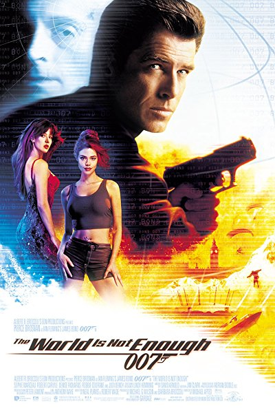 Bond 50 The World Is Not Enough 1999 BluRay REMUX 1080p AVC DTS-HD MA 5.1-FraMeSToR