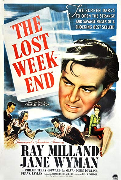 The Lost Weekend 1945 BluRay REMUX 1080p AVC FLAC2.0-EPSiLON