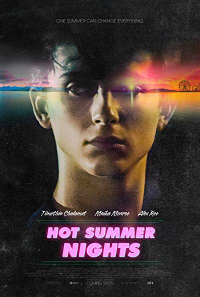 Hot Summer Nights 2017 BluRay REMUX 1080p AVC DTS-HD MA 5.1 - KRaLiMaRKo