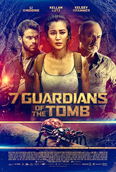Guardians of the Tomb 2018 1080p WEB-DL DD5.1 H264-FGT