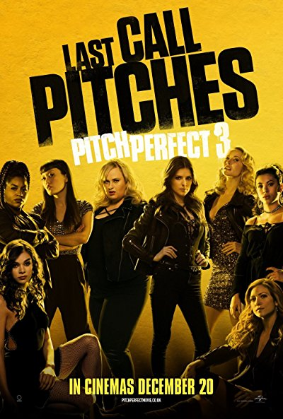Pitch Perfect 3 2017 1080p BluRay DTS x264-DRONES