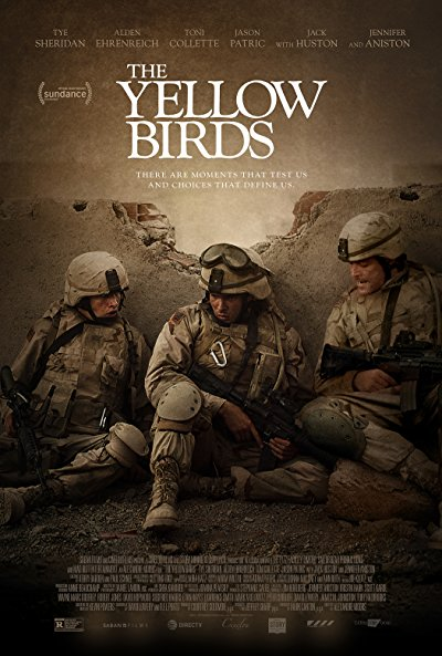 The Yellow Birds 2018 AMZN 1080p WEB-DL DD5.1 H264-NTG