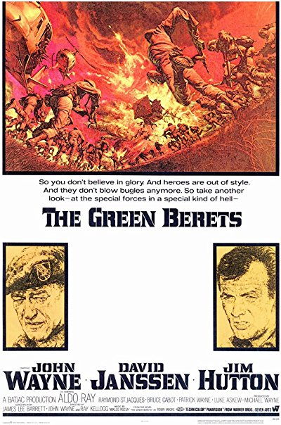The Green Berets 1968 BluRay REMUX 1080p VC-1 FLAC2.0-EPSiLON