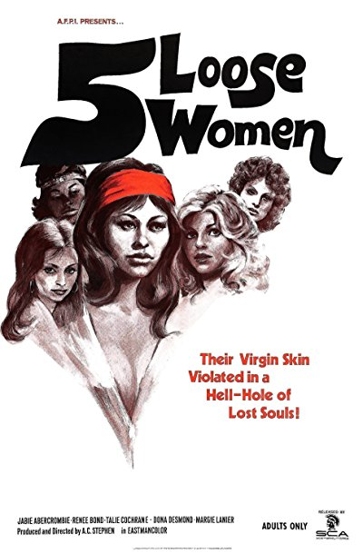 Five Loose Women 1974 1080p BluRay DTS x264-FGT