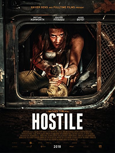 Hostile 2017 1080p BluRay DD5.1 x264-SbR