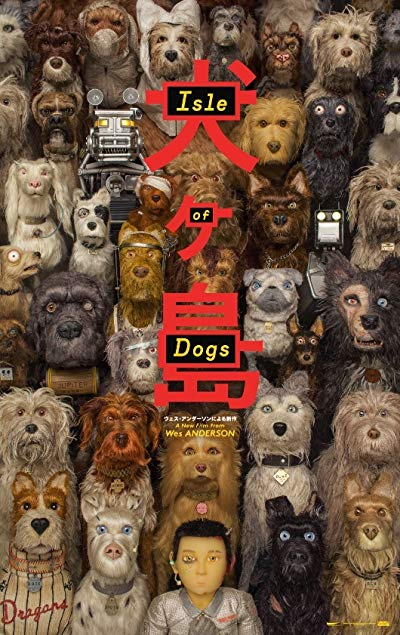Isle of Dogs 2018 BluRay REMUX 1080p AVC DTS-HD MA 5.1-SiCaRio