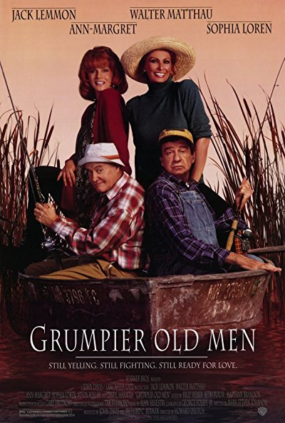 Grumpier Old Men 1995 BluRay REMUX 1080p VC-1 DTS-HD MA 5.1-SiCaRio