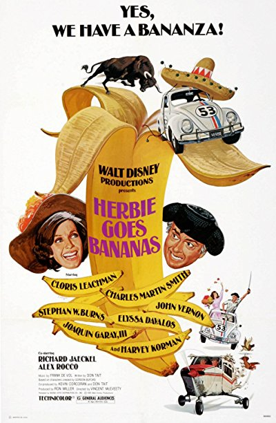 Herbie Goes Bananas 1980 1080p BluRay DTS x264-PSYCHD