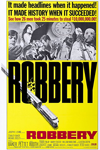 Robbery 1967 BluRay REMUX 1080p AVC DTS-HD MA 2.0 - KRaLiMaRKo