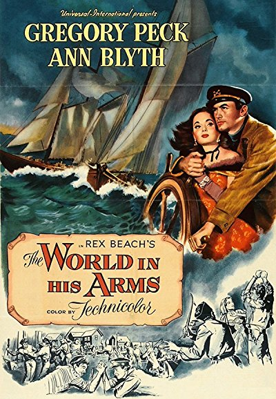 The World in His Arms 1952 BluRay REMUX 1080p AVC FLAC2.0 - KRaLiMaRKo