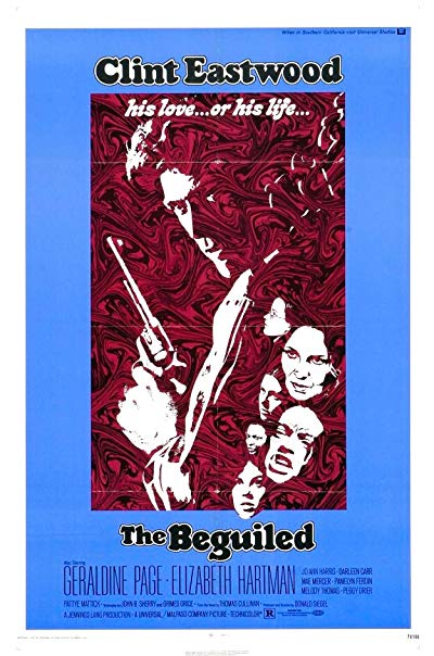 The Beguiled 1971 BluRay REMUX 1080p AVC DTS-HD MA 2.0-SiCaRio