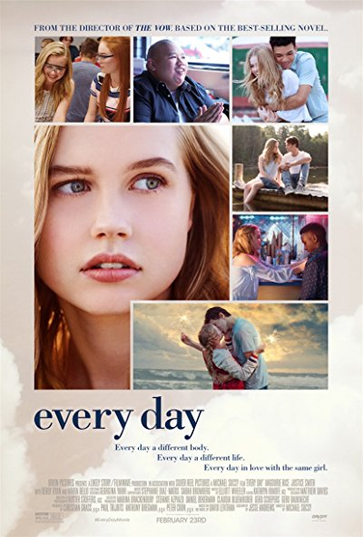 Every Day 2018 BluRay REMUX 1080p AVC DTS-HD MA 5.1 - KRaLiMaRKo