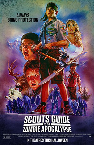 Scouts Guide to the Zombie Apocalypse 2015 BluRay REMUX 1080p AVC DTS-HD MA 5.1-FraMeSToR