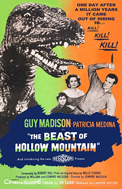 The Beast of Hollow Mountain 1956 BluRay REMUX 1080p AVC FLAC2.0-SiCaRio