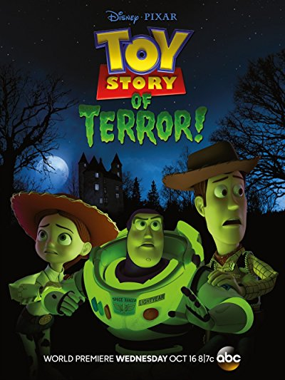 Toy Story of Terror! 2013 USA BluRay REMUX 1080p AVC DTS-HD MA 7.1 - BluDragon