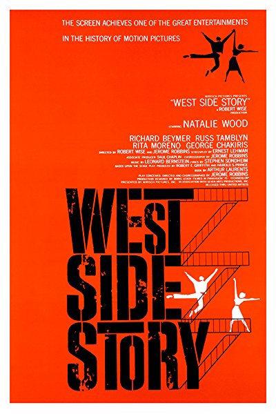 West Side Story 1961 BluRay REMUX 1080p AVC DTS-HD MA 7.1-BluHD