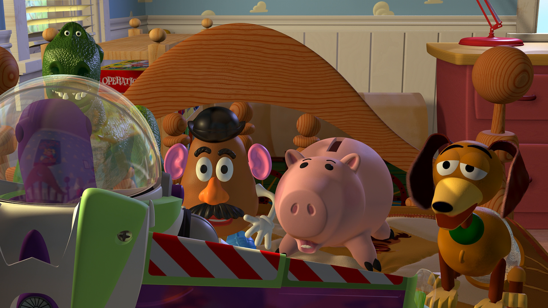 Toy Story 1995 BluRay REMUX 1080p AVC DTS-HD MA 5.1-SiCaRio