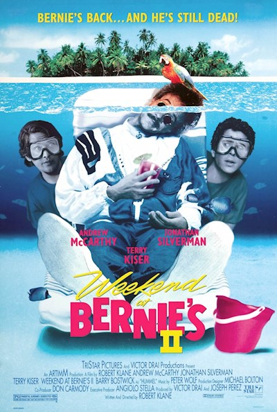 Weekend at Bernies II 1993 1080p WEB-DL DD2.0 x264-NTb