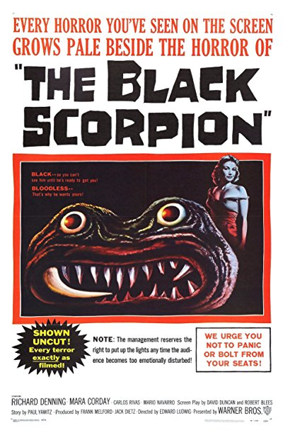 The Black Scorpion 1957 1080p BluRay FLAC x264-SADPANDA