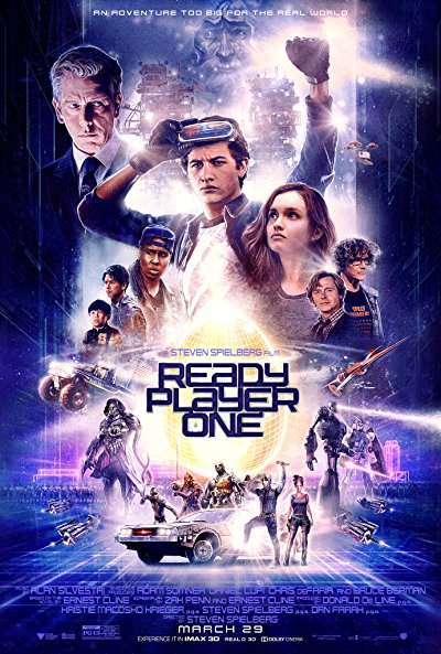 Ready Player One 2018 BluRay 1080p DD5.1 x264 Atmos TrueHD 7.1-HDChina