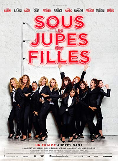 Sous les jupes des filles 2014 BluRay REMUX 1080p AVC DTS-HD MA 5.1-PhSY