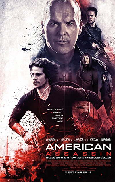 American Assassin 2017 BluRay 1080p DD5.1 x264-CHD