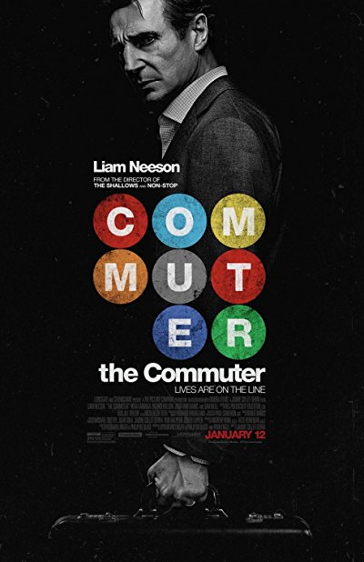 The Commuter 2018 1080p BluRay DD5.1 x264-NTb