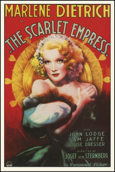 The Scarlet Empress 1934 BluRay REMUX 1080p AVC FLAC1.0-EPSiLON