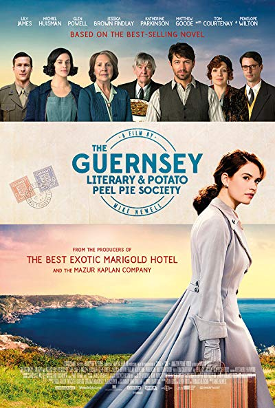 The Guernsey Literary and Potato Peel Pie Society 2018 1080p WEB-DL DD5.1 H264-CMRG