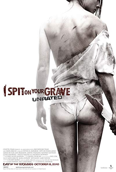 I Spit on Your Grave 2010 BluRay REMUX 1080p AVC DTS-HD MA 5.1-SiCaRio
