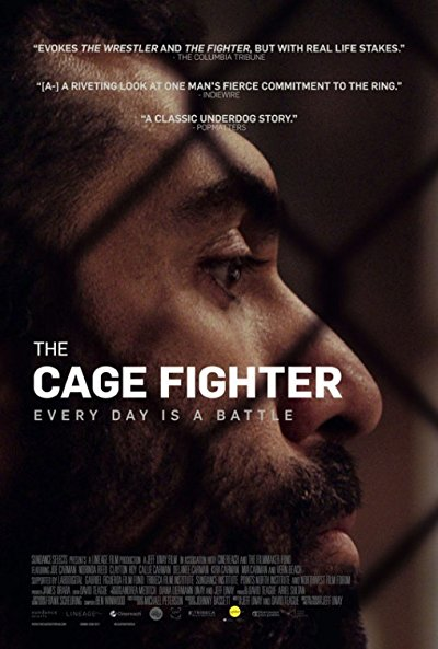 The Cage Fighter 2018 AMZN 1080p WEB-DL DD5.1 H264-QOQ