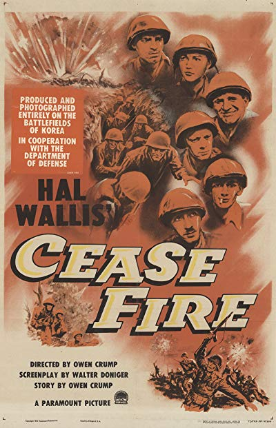 Cease Fire 1953 720p BluRay DTS x264-SADPANDA