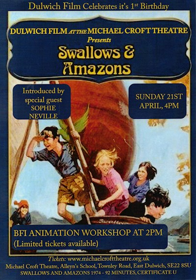 Swallows and Amazons 1974 BluRay REMUX 1080p AVC DTS-HD MA 2.0-TDD