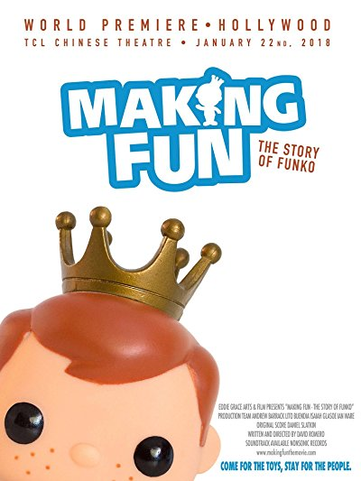 Making Fun The Story of Funko 2018 1080p NF WEB-DL DD2.0 H264-SiGMA