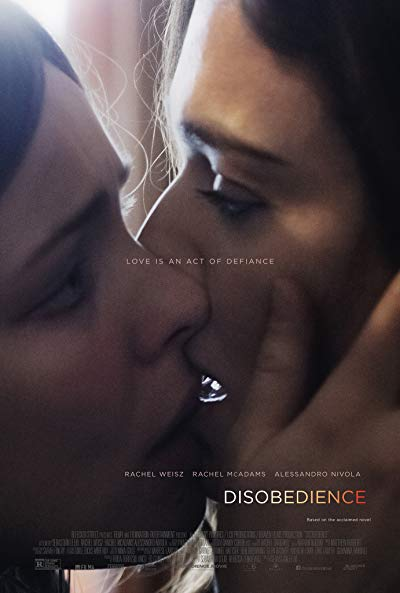 Disobedience 2017 BluRay 1080p DTS-HD MA 5.1 x264-MTeam