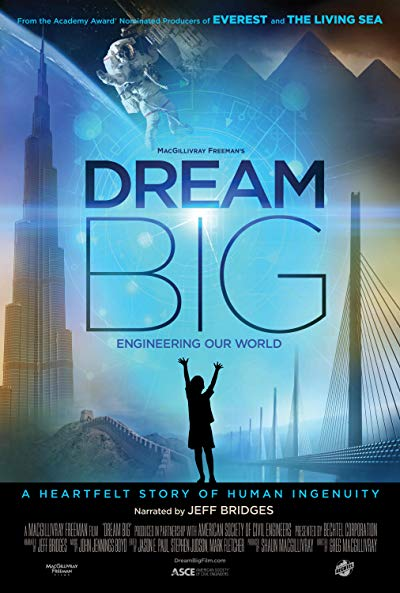 Dream Big Engineering Our World 2017 UHD BluRay REMUX 2160p TrueHD Atmos 7.1 HEVC-SiCaRio