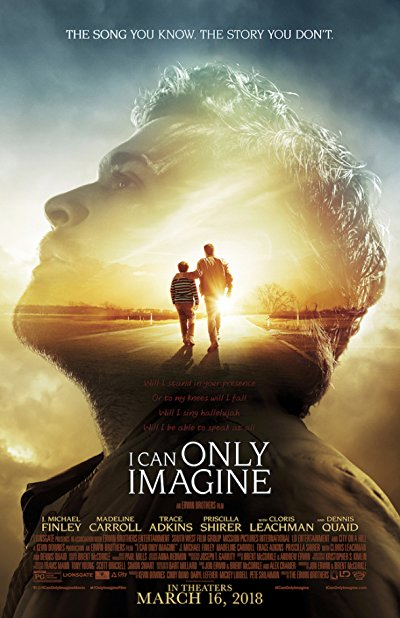 I Can Only Imagine 2018 1080p BluRay DTS x264-GECKOS