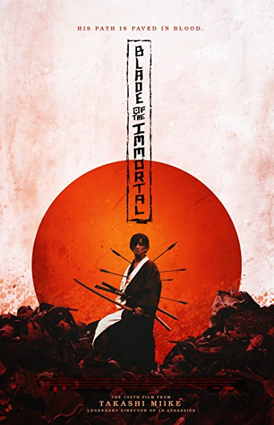 Blade of the Immortal 2017 720p BluRay DD5.1 x264-WiKi