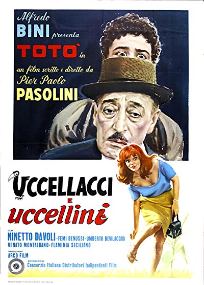 Uccellacci E Uccellini 1966 1080p SUBBED BluRay FLAC x264-CRF